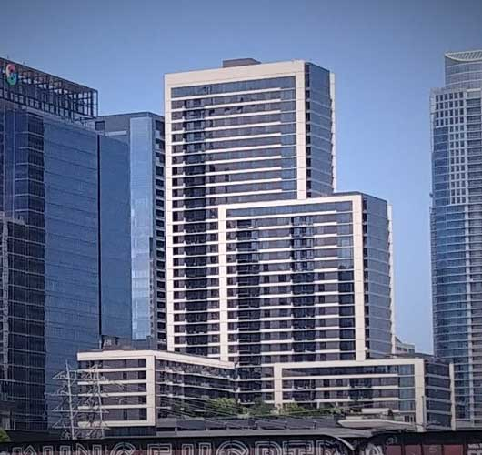 ATX Steel - Fabrication and Erection in downtown Austin